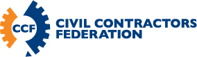 Civil Contractors Federation logo