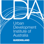 UDIA Queensland logo